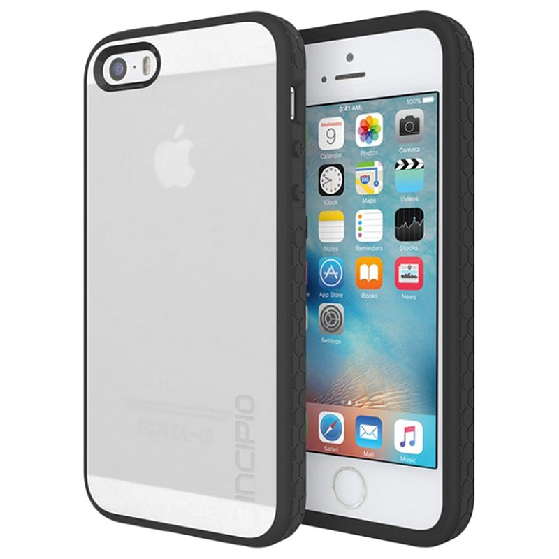 incipio iphone 5 case iphone 5 5s se incipio octane black 14340