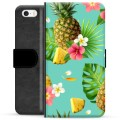 iPhone 5/5S/SE Premium Wallet Case - Summer