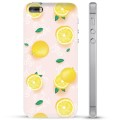 iPhone 5/5S/SE TPU Case - Lemon Pattern
