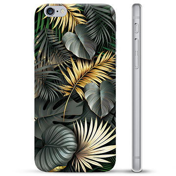 iPhone 6 / 6S TPU Case - Golden Leaves