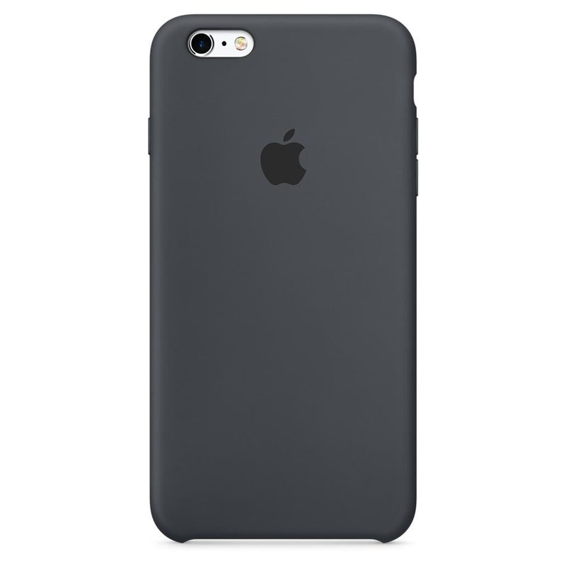apple iphone 6 cases iphone 6 plus 6s plus apple silicone mkxj2zm a black 13446