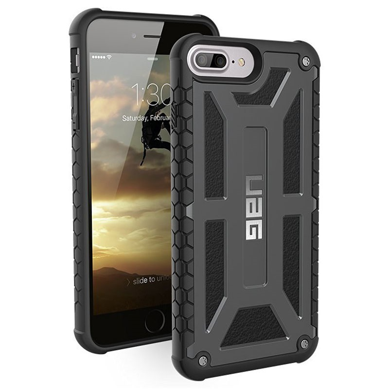 brand new bdb74 6fa6f iPhone 6 Plus / 6S Plus / 7 Plus / 8 Plus UAG Monarch Series Case