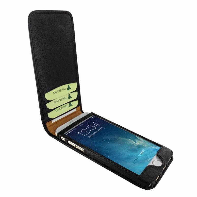 iphone 7 plus 8 plus piel frama classic magnetic flip. Black Bedroom Furniture Sets. Home Design Ideas