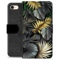 iPhone 7 / iPhone 8 Premium Wallet Case - Golden Leaves