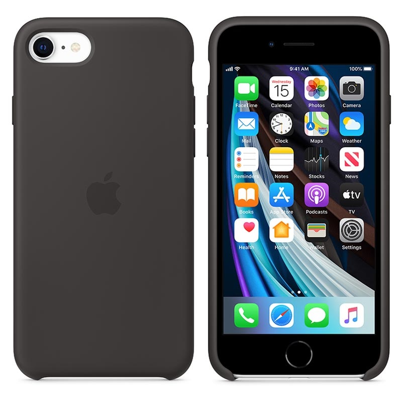 iPhone SE (2020) Apple Silicone Case MXYH2ZM/A
