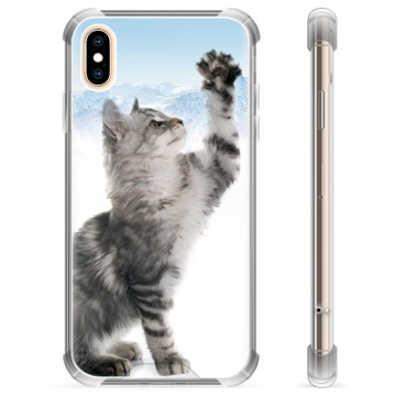 iPhone XS Max Hybrid Case - Cat