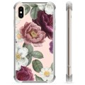 iPhone XS Max Hybrid Case - Romantic Flowers