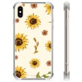 iPhone XS Max Hybrid Case - Sunflower