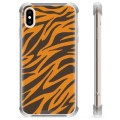 iPhone XS Max Hybrid Case - Tiger