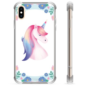 iPhone XS Max Hybrid Case - Unicorn