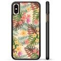 iPhone XS Max Protective Cover - Pink Flowers