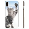 iPhone XS Max TPU Case - Cat