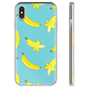 iPhone XS Max Hybrid Case - Bananas