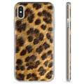iPhone XS Max Hybrid Case - Leopard