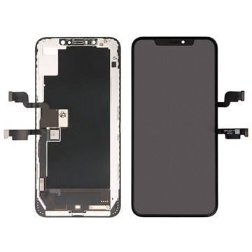 premium selection b57c2 01dcb iPhone XS Max LCD Display - Black - Grade A