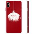 iPhone XS Max TPU Case - Christmas Ball
