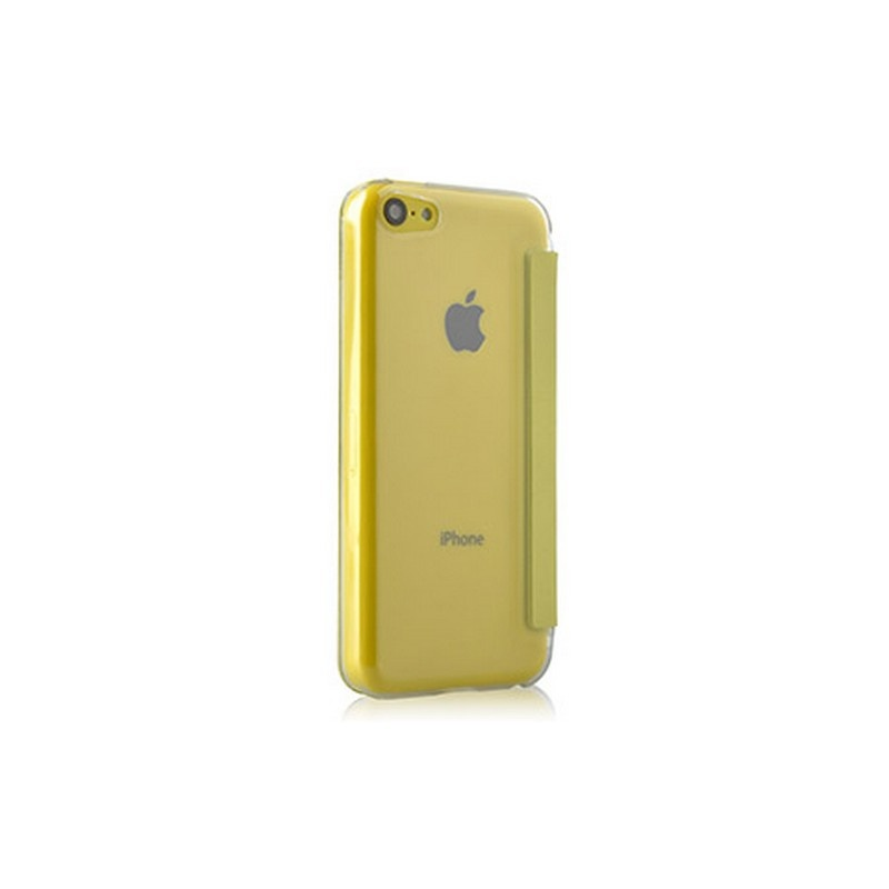 iPhone 5 / 5S / SE / 5C HyperGear ID Flip Case With Clear ...