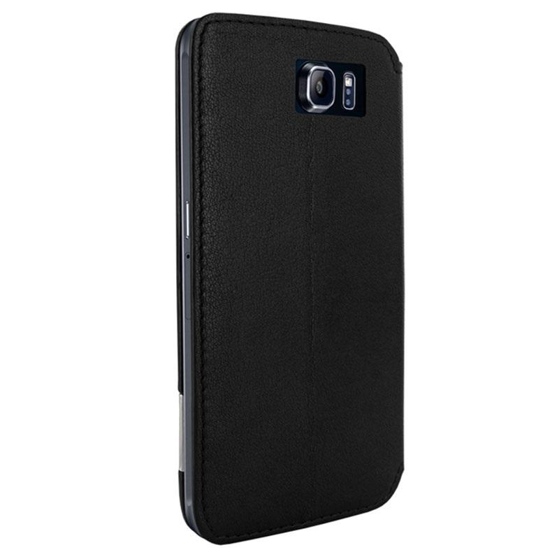 wait piel frama framaslim samsung galaxy s6 leather case black