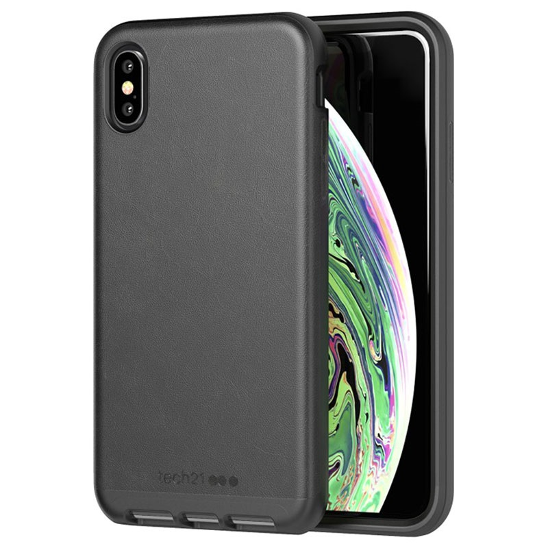official photos 184db fe68f tech21 Evo Luxe iPhone XS Max Hybrid Case