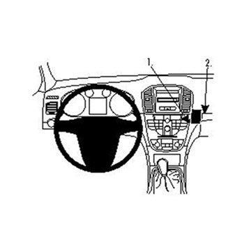 Brodit Proclip Opel Insignia 09 13