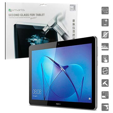 Huawei MediaPad T3 10 4smarts Second Glass Screen Protector