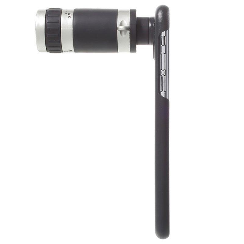 Iphone X 8x Optical Zoom Telescope Camera Lens Black