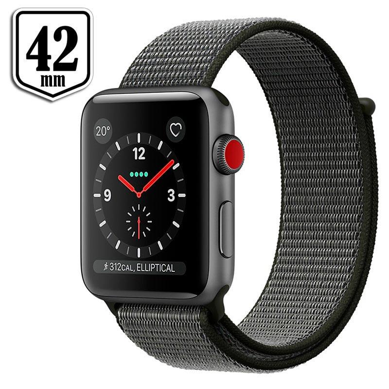 Apple Watch Series 3 LTE MQKR2ZD/A - Aluminium, Sport Loop