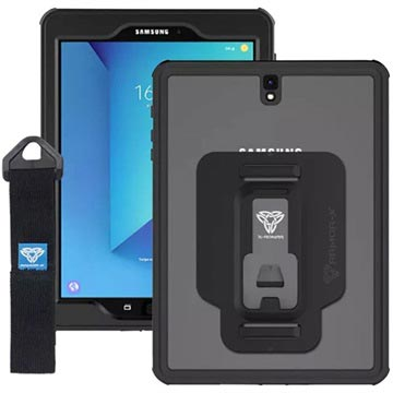 online store 0a054 4bf37 Armor-X MX-S3-BK Samsung Galaxy Tab S3 9.7 Waterproof Case - Black