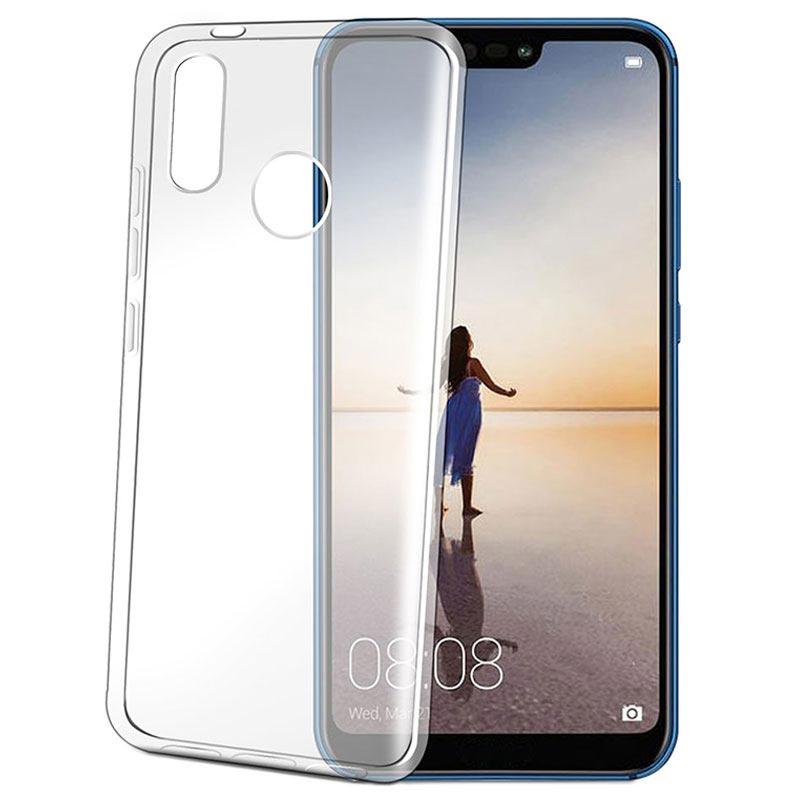 Huawei P20 Lite Celly Gelskin TPU Case - Transparent