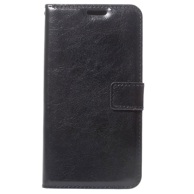 Samsung Galaxy Xcover 4s, Galaxy Xcover 4 Classic Wallet Case - Black