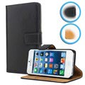 iPhone 5 / 5S / SE Wallet Leather Case