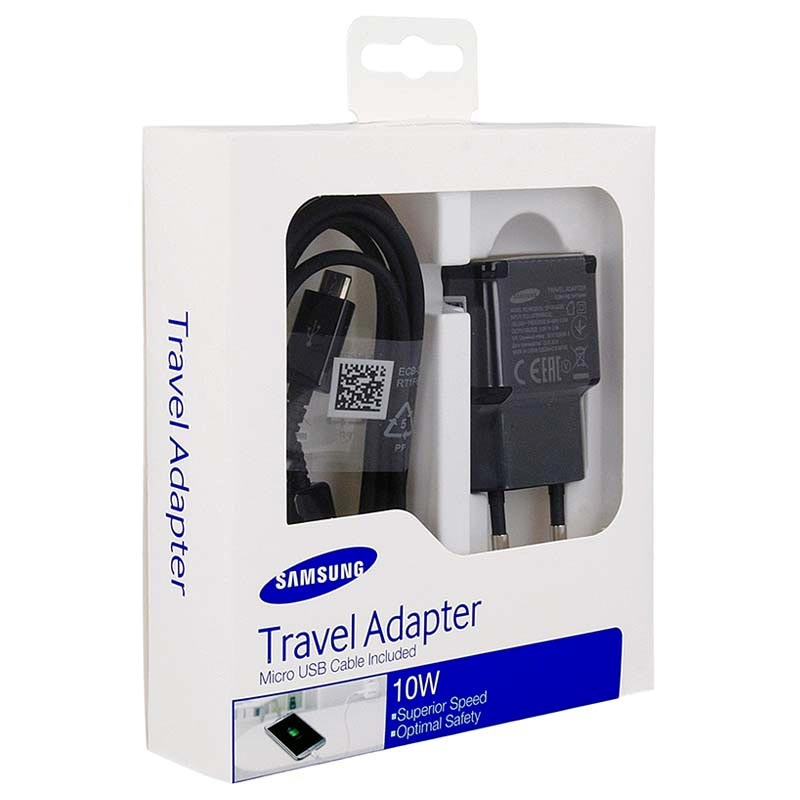 Samsung EP-TA12EB Travel Charger - Black