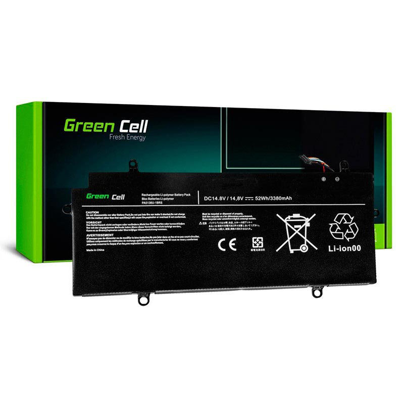 Toshiba Portege Z30, Z30t Green Cell Battery - 3380mAh