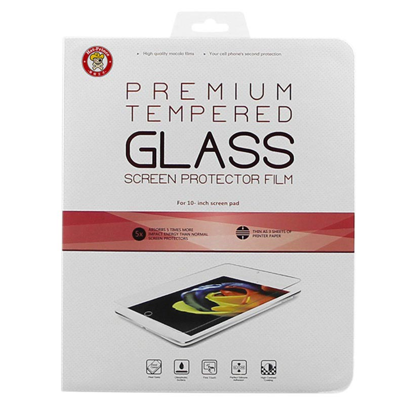 iPad Air (2019) / iPad Pro 10.5 Hat Prince Tempered Glass Screen Protector