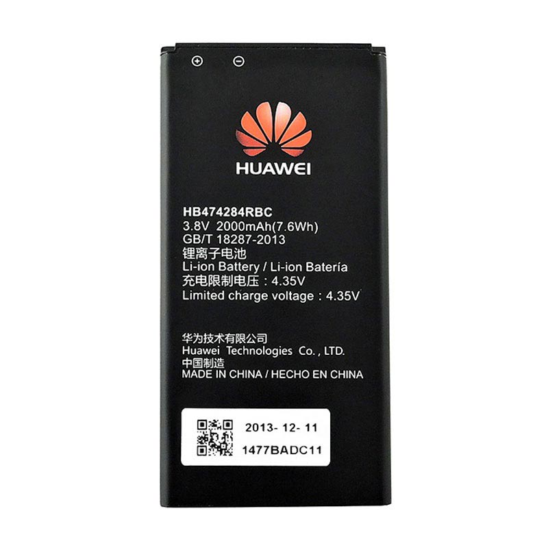 Huawei HB474284RBC Battery - Ascend Y550, Y5, Y625, Y635 Ascend G615