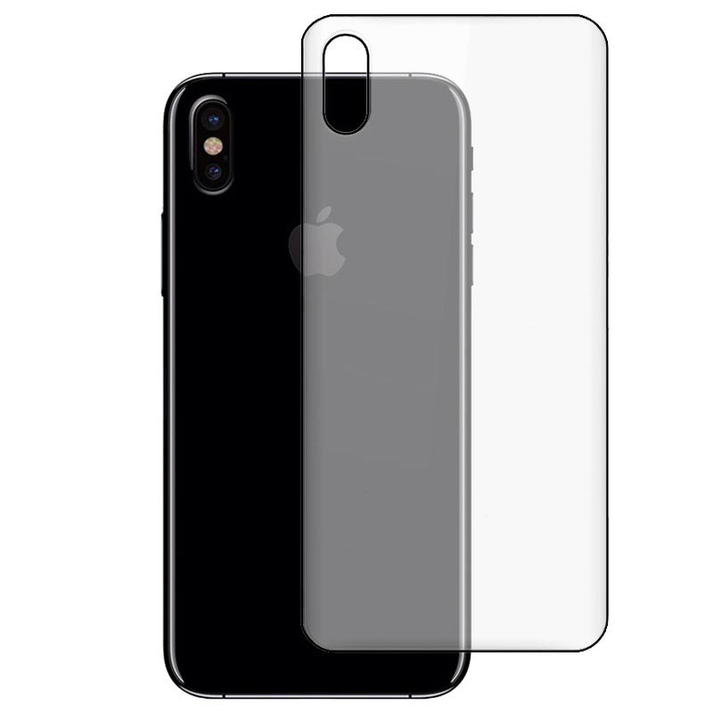 promo code 71596 9e5d2 iPhone X / iPhone XS Imak Hydrogel Back Cover Protector