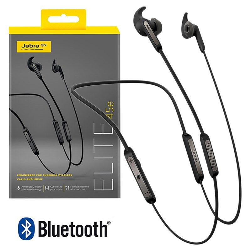Jabra Elite 45e Wireless Bluetooth In Ear Headphones Review Bluetooth Jack Olx Yealink Bluetooth Module Bluetooth Radio Zvucnik