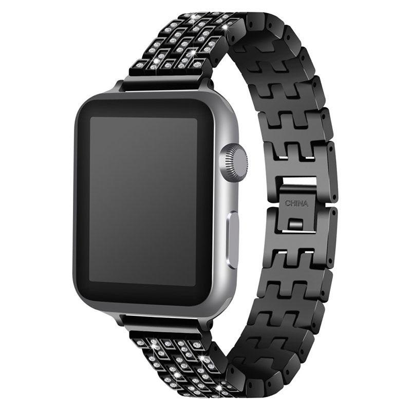 Apple Watch Luxury Stainless Steel Loop - 38mm