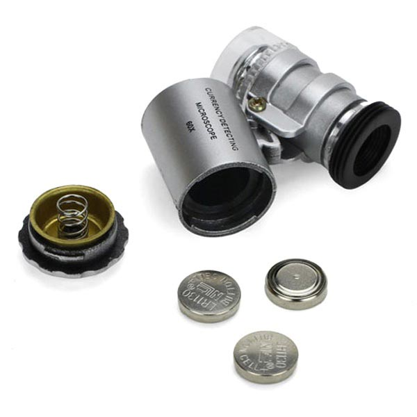 iPhone 5 60X Zoom LED Mini Microscope