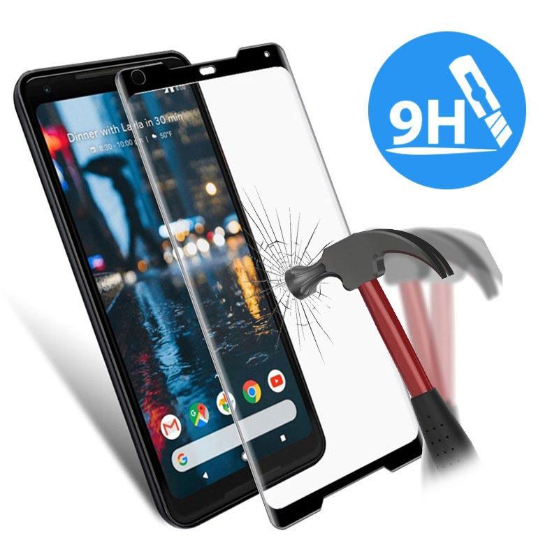 watch aa519 c07ea Google Pixel 2 XL Mocolo Screen Protector - Black