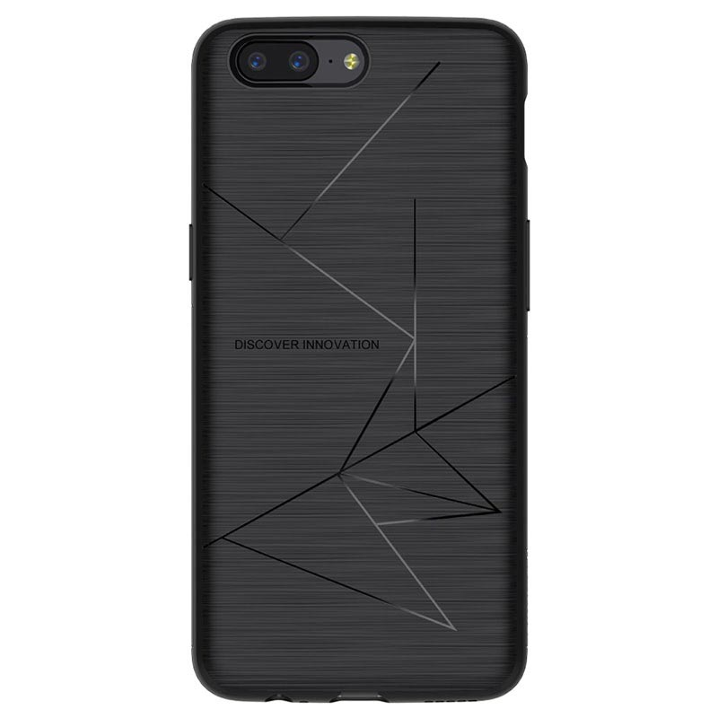 brand new 8181a dc4be OnePlus 5 Nillkin Magic Wireless Charging Case - Black