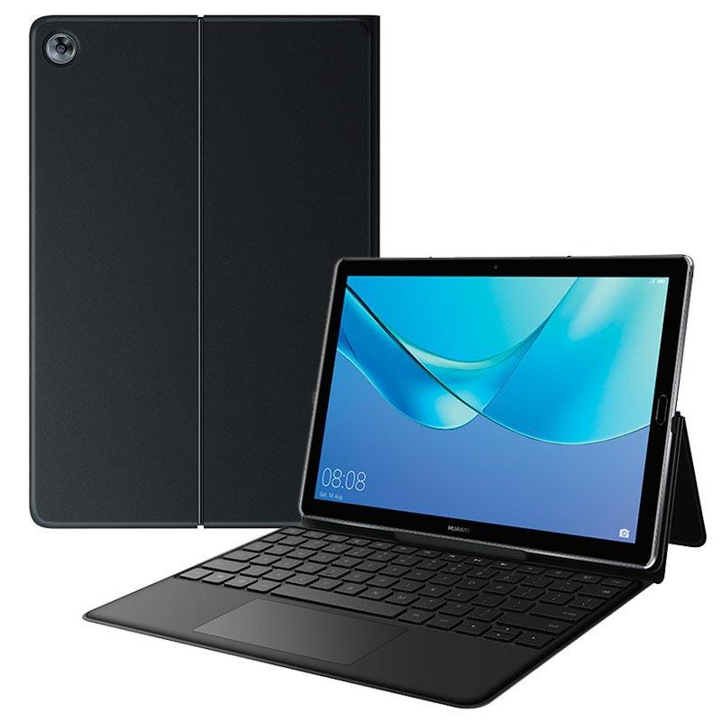 low priced 182f1 39cb6 Huawei MediaPad M5 10/M5 10 (Pro) Keyboard Case 388419 - Black
