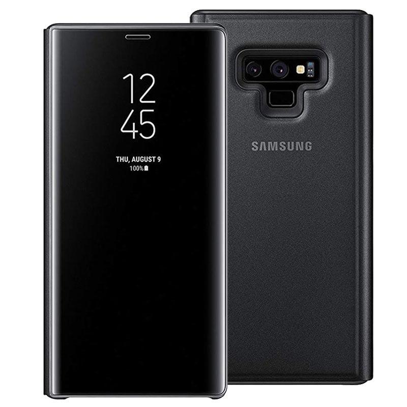 brand new 9cb69 76986 Samsung Galaxy Note9 Clear View Cover EF-ZN960CBEGWW