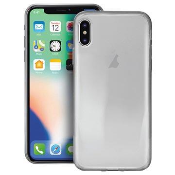 quite nice 3880f 449f7 Puro 0.3 Nude iPhone XS Max TPU Case - Transparent