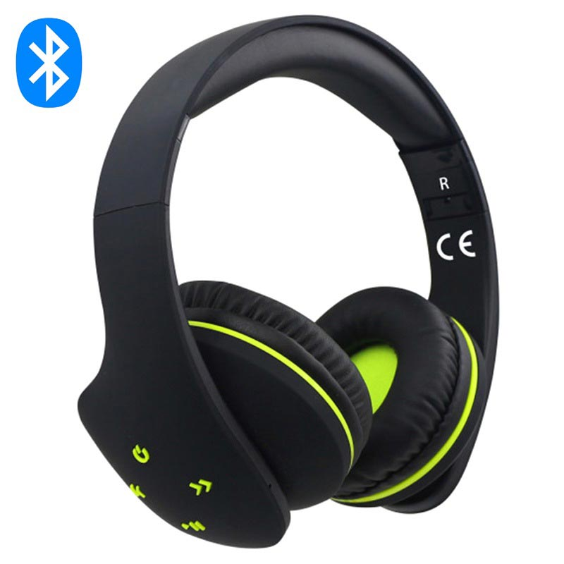 Rebeltec Viral Over-Ear Bluetooth Headset