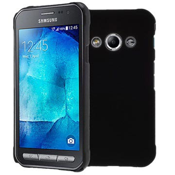 low priced 6a381 c54b0 Samsung Galaxy Xcover 3 Rubberized Hard Case - Black