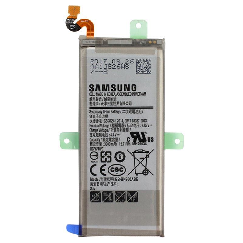 3300mah Battery 8 Galaxy - Note Samsung Eb-bn950abe