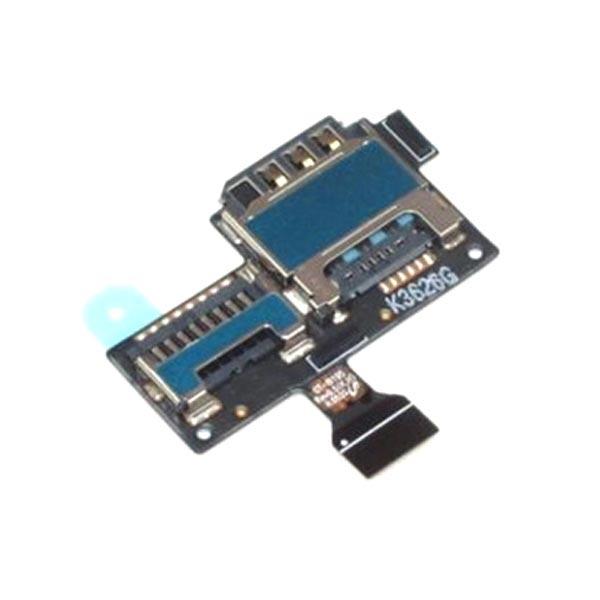 Samsung Galaxy S4 mini I9190, I9195 SIM / MicroSD Card Reader