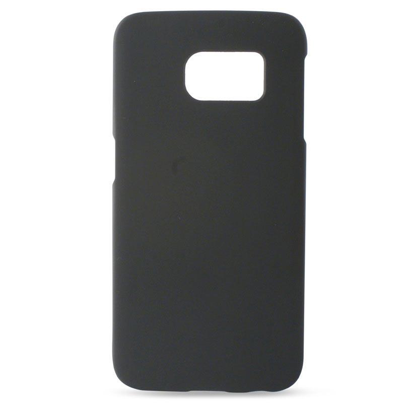 save off 647b0 73598 Samsung Galaxy S6 Edge Ksix Rubber Case - Black