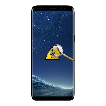 Samsung Galaxy S8 Diagnosis